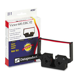 Data Products R2087 Compatible Ribbon, Black/Red