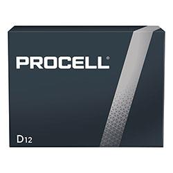 Duracell Alkaline D Batteries, 12/Box