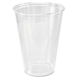 Solo Ultra Clear Cups, Tall, 10 oz, PET, 50/Bag, 1000/Carton