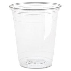 Solo Ultra Clear Cups, Squat, 16 oz, PET, 50/Bag, 1000/Carton