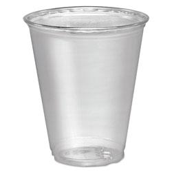 Solo Ultra Clear Cups, 7 oz, PET, 50/Bag, 1000/Carton