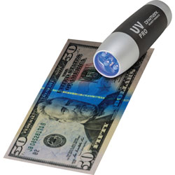 Drimark UV Detector, Handheld, 1-2/5 inWx1-2/5 inLx4 inH