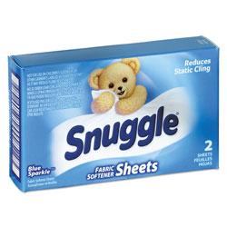 Snuggle Fabric Softener Sheets, 2 Sheets