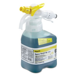 Suma® Break-Up Heavy-Duty Foaming Grease-Release Cleaner, 1500mL Bottle, 2/CT