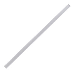 D&W Finepack 7.75 in Giant Translucent Straw 1500/Case