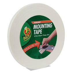 Duck® Permanent Foam Mounting Tape, 3/4 in x 36yds