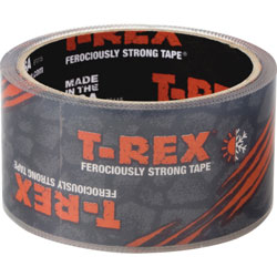 T-REX® Repair Tape, All-Weather Adhesive, UV-Resistant, 9 Yds, Clear