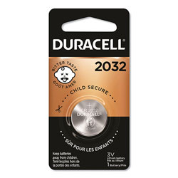 Duracell Lithium Coin Battery, 2032