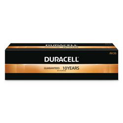 Duracell CopperTop Alkaline AA Batteries, 36/Pack