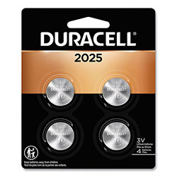 Duracell Specialty High-Power Lithium Batteries, 2025, 3 V, 4/Pack