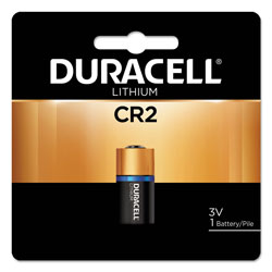 Duracell Specialty High-Power Lithium Battery, CR2, 3V