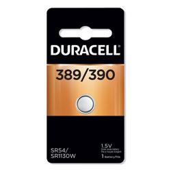 Duracell Button Cell Battery, 389, 36/Carton