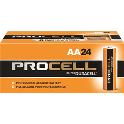 Duracell PC1500BKD Procell Alkaline Battery, AA