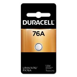 Duracell Specialty Alkaline Battery, 76/675, 1.5V