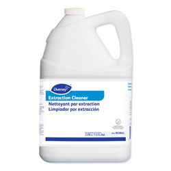 Diversey Carpet Extraction Cleaner, Liquid, Fruity Floral Scent, 1 gal, 4/Carton