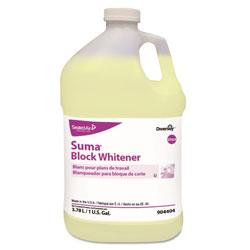 Suma® Block Whitener, 1 gal Bottle, 4/Carton