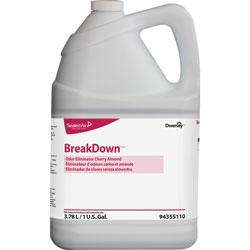 Diversey Breakdown Odor Eliminator, 1Gal, Cherry Almond/RD
