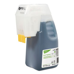 Suma® Supreme Concentrated Pot and Pan Detergent, Floral, 2.6qt Optifill System Refill