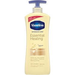Diversey Lotion, Moisturizing w/Vaseline, 20.3 oz, White