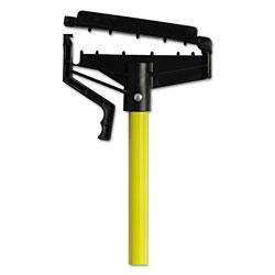 O Cedar Quick-Change Mop Handle, 60 in, Fiberglass, Yellow