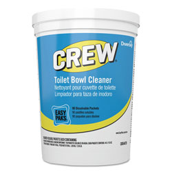 Diversey Crew Easy Pak, Pleasant Scent, 6.3 lb Packet, 90/tub, 2 Tubs/Carton