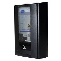 Diversey Intellicare Hybrid Dispenser for Soap/Sanitizer, Black, 13.386 x 13.386 x 12.244