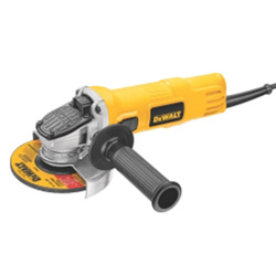 Dewalt Tools 4 1/2 Small Angle Grinder With One-Touch Guard
