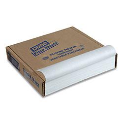 Dixie Yellow Label Parchment Pan Liner, 14 x 14, 1000/Carton