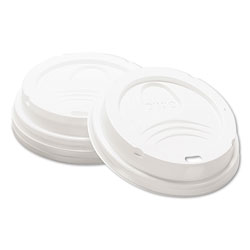 Dixie 9538DXCT Hot Cup Dome Lids for 8 Ounce Cups