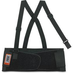 Ergodyne ProFlex 1650 Economy Elastic Back Support, Medium, Black