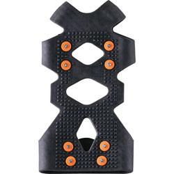 Ergodyne Ice Traction Device, Med, 1/PR, Black