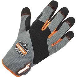 Ergodyne High-Abrasion Handling Gloves, 2X-Large, Gray