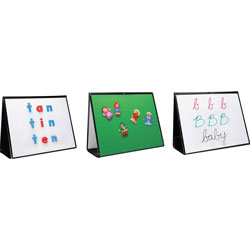 Educational Insights 3-In-1 Portable Easel, 20 in x 15 in, Multi