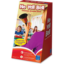 Educational Insights No Yell Bell, Electronic, Multi