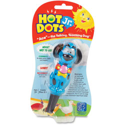 Educational Insights Hot DotsJr. Ace the Talking, Teaching Dog