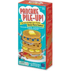 Educational Insights Pancake Pile-Up Relay Race Game, Mutli