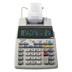 Sharp EL-1750 Desktop Printing Calculator
