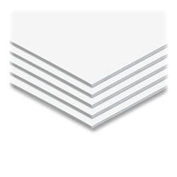 "Elmer's Sturdy Foam Board, 3/16""Thick, 20""x30"", 10/BX, White"