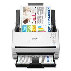 Epson DS-530 II Color Duplex Document Scanner, 600 dpi Optical Resolution, 50-Sheet Duplex Auto Document Feeder