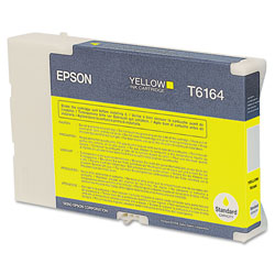 Epson T616400 DURABrite Ultra Ink, 3500 Page-Yield, Yellow