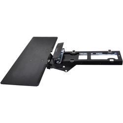 Ergotron Neo-Flex Underdesk Keyboard Arm, 27w x 9d, Black
