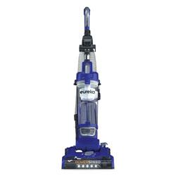 Eureka PowerSpeed Turbo Spotlight Lightweight Upright, 12.6 in Cleaning Path, Blue