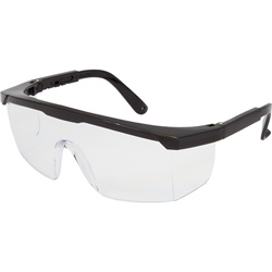 The Safety Zone ES-21BKCL Safety Glasses