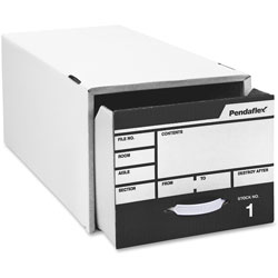 """TOPS Storage File For Letter Size, 12 7/8"""" x 24"""" x 10 1/4"""" WE/BE"""