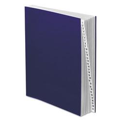 Pendaflex Expanding Desk File, 1-31, Letter, Acrylic-Coated Pressboard, Dark Blue