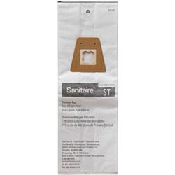 Eureka Style ST Replacement Bags, F/SC688/SC888/SC889, 5/PK, White