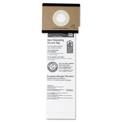 Eureka SD Premium Allergen Vacuum Bags for SC9100 Series, 50/Case