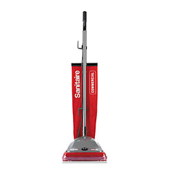 Electrolux TRADITION Upright Vacuum with Shake-Out Bag, 16 lb, Red