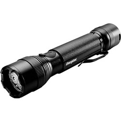 Energizer Flashlight, Tactical, Rechargeable, 700 Lumens, 100m, Black
