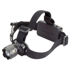 E-Z Red Rechargeable Focusing Head Lamp, 380 Lumen
